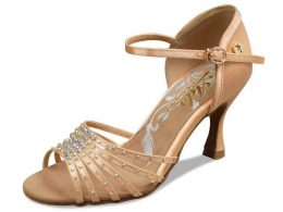 "2.5"" & 3"" DELUXE LADIES LATIN SHOES"