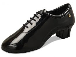 1.75'' HEEL PATENT LEATHER SPLIT SOLE LATIN SHOES
