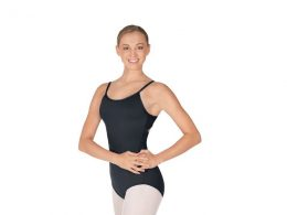 EUROTARD ADULT MICROFIBER TRESTLE BACK LEOTARD