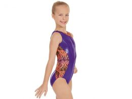 CHILD RHYTHMIC MOVES GYMNASTICS LEOTARD